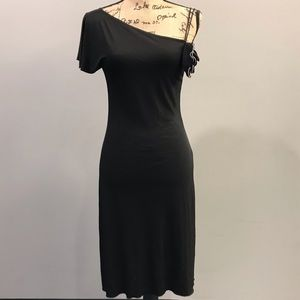 LAUNDRY Asymmetrical dress